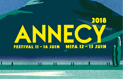 JAPAN MEDIA ARTS FESTIVAL AT ANNECY 2018