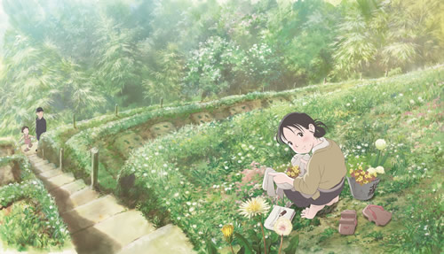 """In This Corner of the World -trailer"" (2017)"
