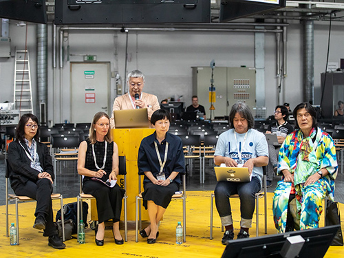 Ars Electronica History Summit:『40 years of Japanese Media Art』
